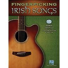 Fingerpicking Irish Songs Guitar Solo Gtr BK