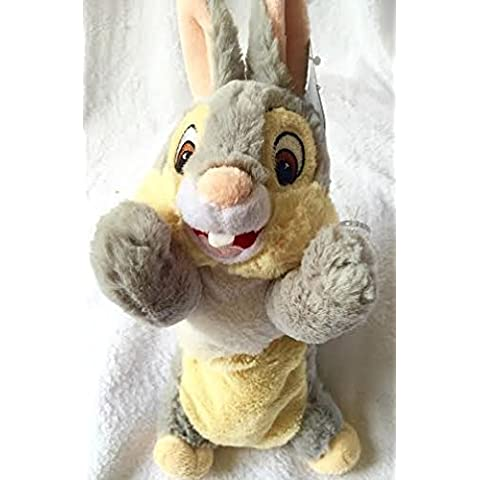 Disney Bambi - caja de lápiz del conejo de conejito Tambor esponjoso suave felpa
