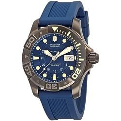 Victorinox Swiss Army Men's Watch XL Professional Analogue Automatic Rubber 241425