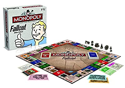 Winning Moves - 0979 - Monopoly Fallout - Version Française