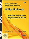 Philip Zimbardo - Vom Guten und vom Bösen + Die geheime Macht der Zeit, 2 DVD, Vortrag und Workshop des berühmtem Psychologen