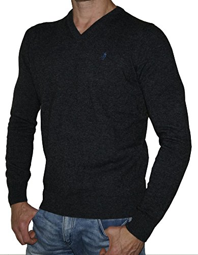 marlboro-classics-pullover-sweater-v-neck-anthrazit-l