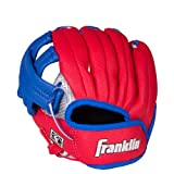 Franklin Sports Air Tech Linkshänder Jugend Baseball Handschuh, 9 Zoll