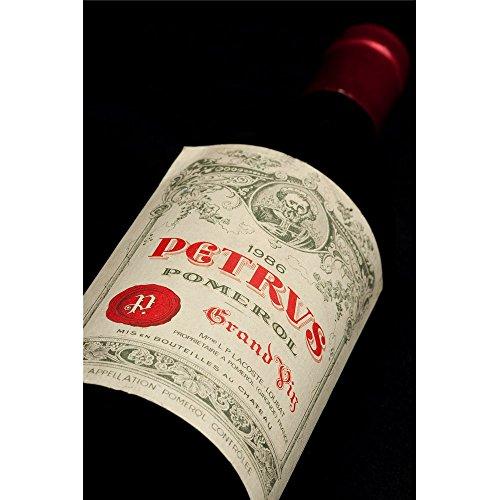 Petrus - Pomerol 1986-12 x Bouteille (75 cl)