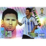 FIFA World Cup 2014 Brazil Adrenalyn XL Lionel Messi Limited Edition by Adrenalyn XL