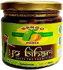 Yo Bihari Mango Pickle (250 Grams)