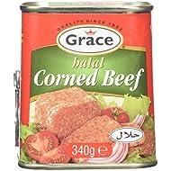 Grace Halal Corned Beef (Pack of 6)