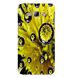 PRINTSWAG BUBBLES Designer Back Cover Case for SAMSUNG GALAXY A8