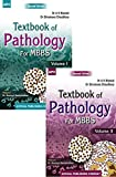 #8: Textbook of Pathology for MBBS (Set of 2 Volumes)