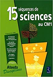 15 SEQUENCES SCIENCES CM1
