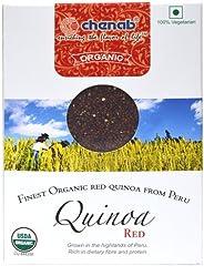 Chenab Organic Red Quinoa 500g, 500 G