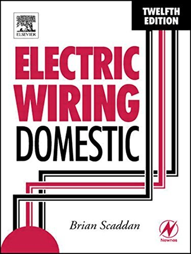 Electric Wiring: Domestic, Tenth Edition: Amazon.co.uk: A. J. Coker ...
