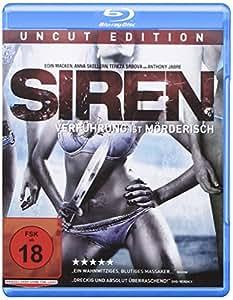 SIREN - Verführung ist mörderisch (Blu-ray)