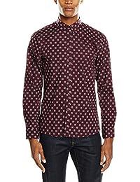 Merc of London Keadby, Camisa Para Hombre