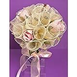 Bouquet para Alfileres de Boda