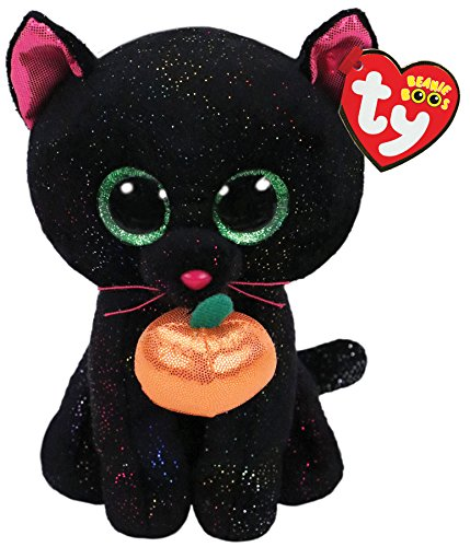 Beanie Boo Halloween Cat - Potion - 23cm 9""