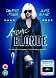 Atomic Blonde (DVD + Digital Download) [2017]