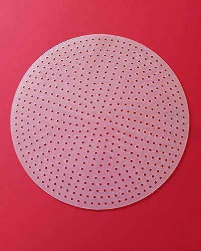 Silikonmatte rund für Reiskocher Bartscher und Hendi Ø 29 cm