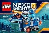 LEGO Nexo Knights 30377 Motor Horse mit Royal Soldier (Polybag) - LEGO