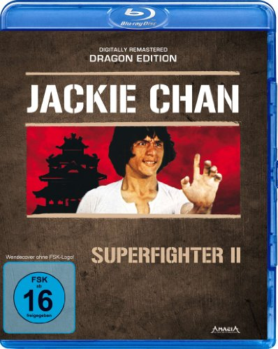 Jackie Chan - Superfighter 2 - Dragon Edition [Blu-ray] (Jackie Chan Project A)