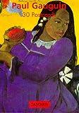 Paul Gauguin. Livrets de 30 cartes postales