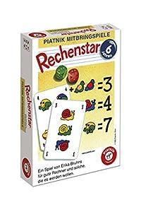 Piatnik - Juguete de Viaje, de 2 a 6 Jugadores (Importado)