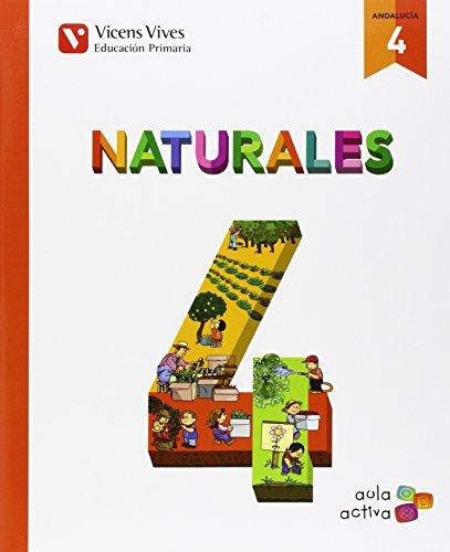 Naturales 4 andalucia (aula activa)