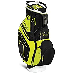 Sun Mountain C130 Golf Cart Bag - Black/Citron - 2015 Closeout by Sun Mountain