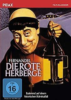 Die rote Herberge / Verfilmung eines wahren Kriminalfalls mit dem großartigen Fernandel (bekannt als DON CAMILLO) (Pidax Film-K
