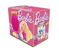 Prachtige doos met daarin een verrassingsei van maar liefst 35 cm hoog gevuld met barbie artikelen.. Inhoud: een fiets voor Barbie een Barbiepop diverse andere leuke Barbie artikelen.  Leeftijd: 3+
