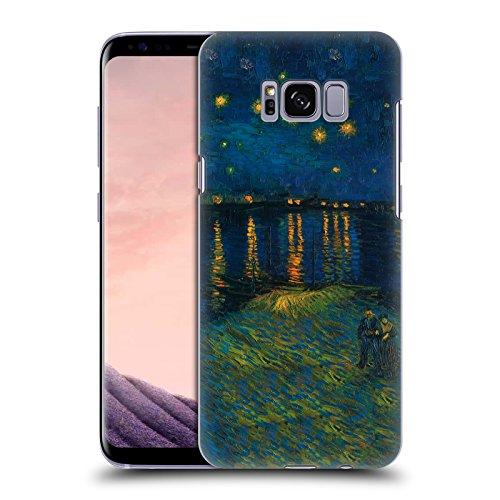 Offizielle Masters Collection Starlight Over The Rhone Bilder 2 Ruckseite Hülle für Samsung Galaxy S8