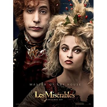 LES MISERABLES MOVIE POSTER PRINT APPROX SIZE 12X8 INCHES