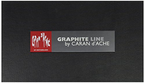 Cheap Caran d'Ache graphite line satin gift box – set of assorted technical drawing pencils and accessories Special