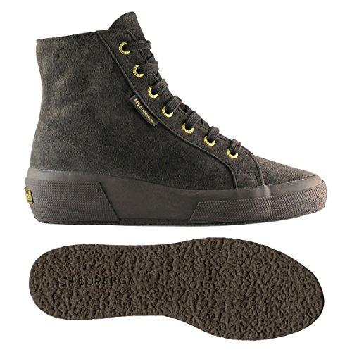 Chaussures Dame - 2296-suew FULL DK CHOCOLATE
