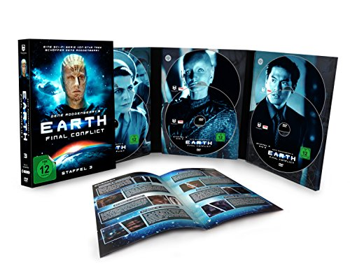 Staffel 3 (Limited Edition) (6 DVDs)