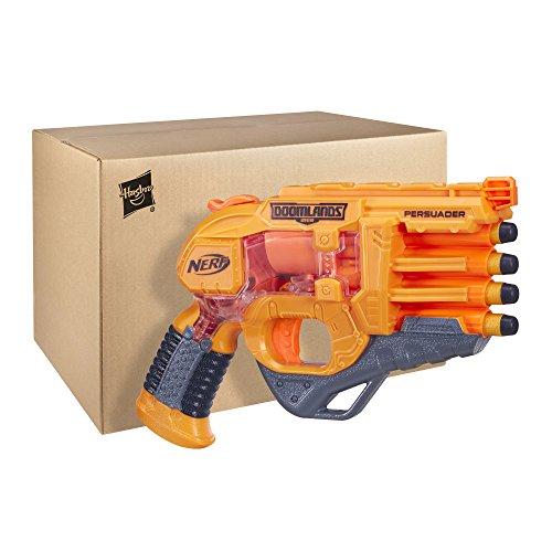 Preisvergleich Produktbild Hasbro Nerf B4949F03 - Doomlands Persuader, Sportspielzeug