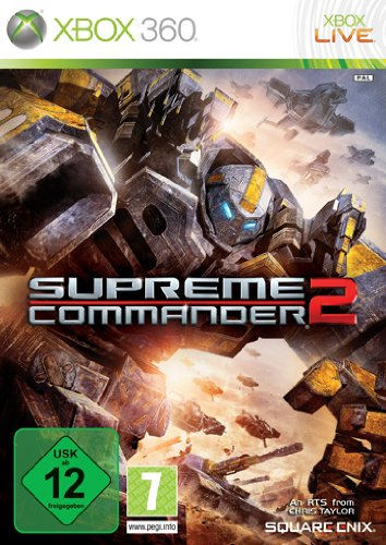 Supreme Commander 2 [Edizione: Germania]