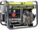 Könner&Söhnen   K&S   Basic Diesel Generator   230V/400V   Stromaggregat   KS6000D   KS6000DE   KS8000DE   KS8000DE-3   Stromerzeuger Profi (KS8000DE)