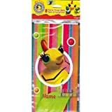 3 Packs of 8 Miss Spider Sunny Patch Friends Party Bags