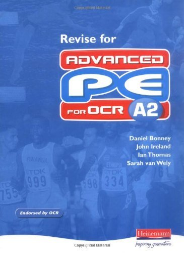 By Mr Daniel Bonney Revise for Advanced PE for OCR A2 (1st Edition) [Paperback]