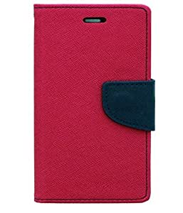 Mercury Flip Cover for SAMSUNG GALAXY S5 SM G-900 Pink