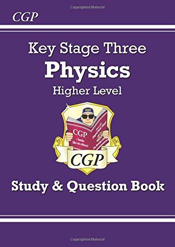 KS3 Physics Study & Question Book - Higher por CGP Books