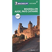 Guide Vert Roussillon, Aude, Pays Cathare, Michelin