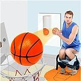 Toiletten Basketball