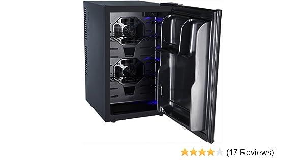 Minibar Kühlschrank Leise : Syntrox germany liter geräuscharmer mini kühlschrank leiser