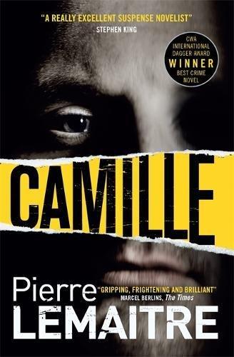 Camille: Book Three of the Brigade Criminelle Trilogy (Brigade Criminelle Series)