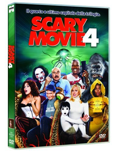 Scary Movie 4 by Carmen Electra