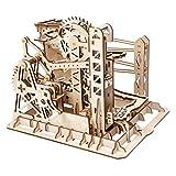 3D puzzle giocattolo per bambini, artigianato di legno assemblare stereoscopico giocattolo, sviluppare l'intelligenza e aumentare hands-on abilità fai da te per trovare giocattolo divertente,LG503