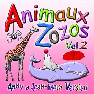 Animaux Zozos - Vol. 2