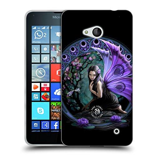 Offizielle Anne Stokes Naiad Feen Handyhülle für Microsoft Lumia 640
